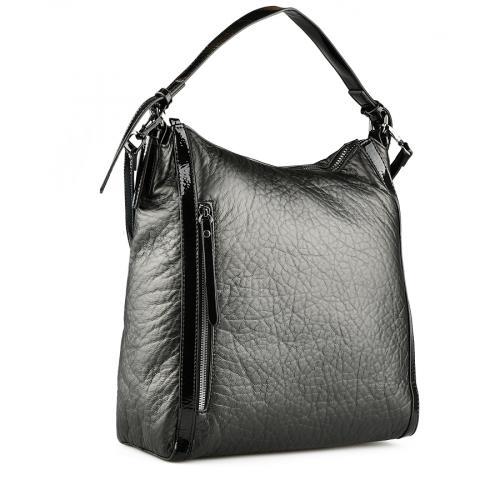 дамска ежедневна чанта черна 0145269