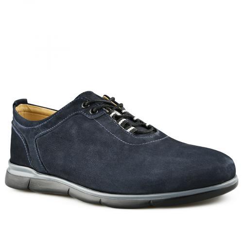 мъжки ежедневни обувки тъмно сини 0141192