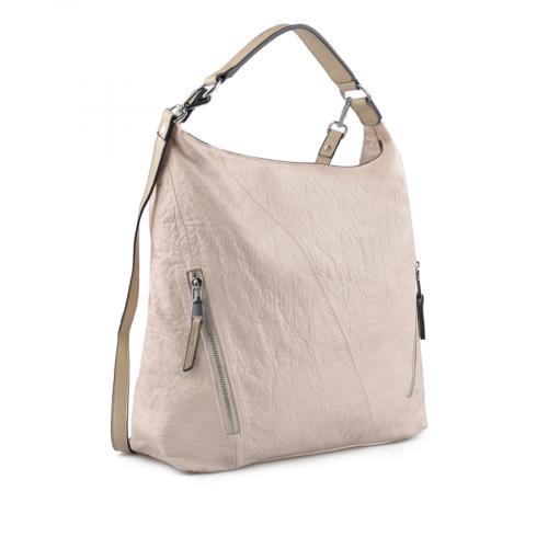 дамска ежедневна чанта бежова 0137165