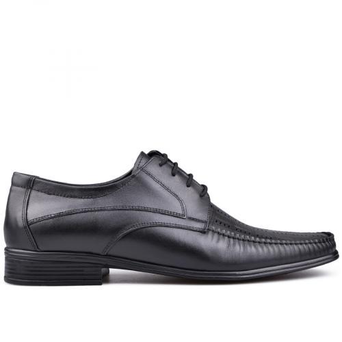 мъжки елегантни обувки черни 0131216
