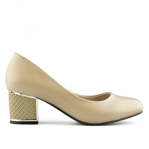 дамски елегантни обувки бежови 0143480