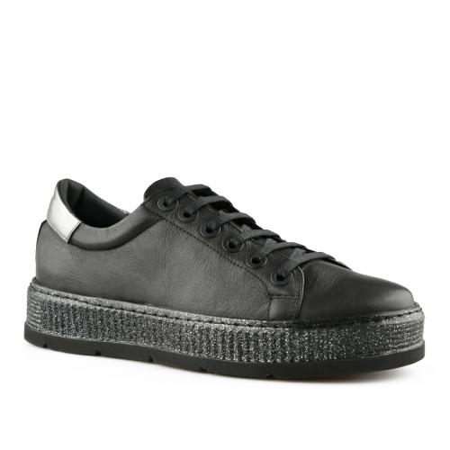дамски ежедневни обувки черни 0141170