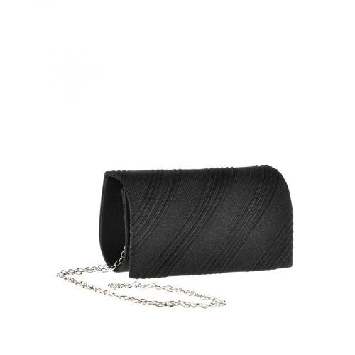 дамска елегантна чанта черна 0143786