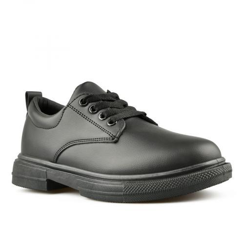 дамски ежедневни обувки черни 0144725