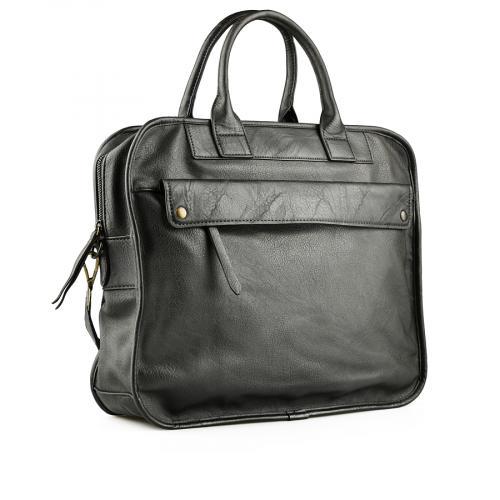 дамска ежедневна чанта черна 0145247