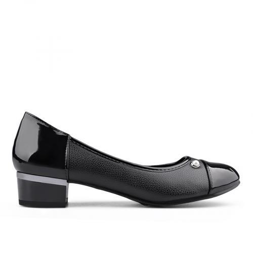 дамски ежедневни обувки черни 0134180