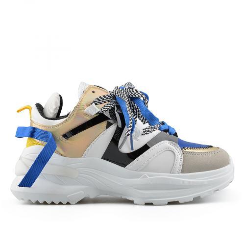 дамски ежедневни обувки бели 0139037