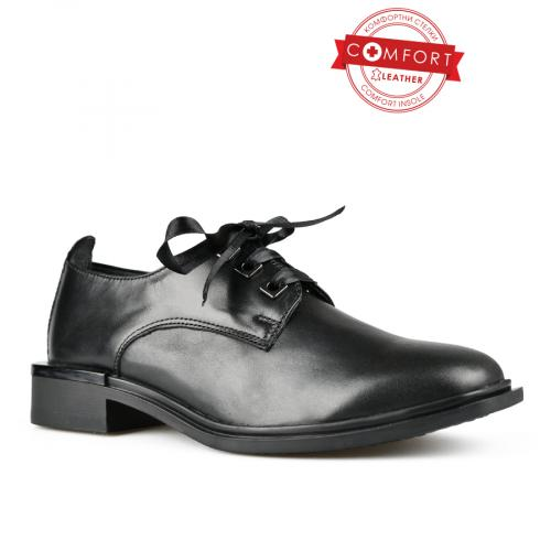 дамски ежедневни обувки черни 0144339