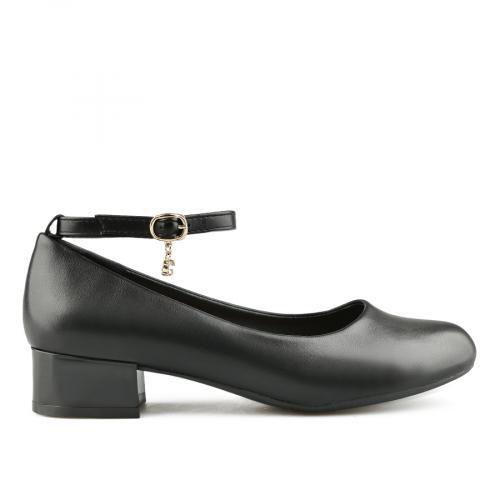 дамски ежедневни обувки черни 0141658