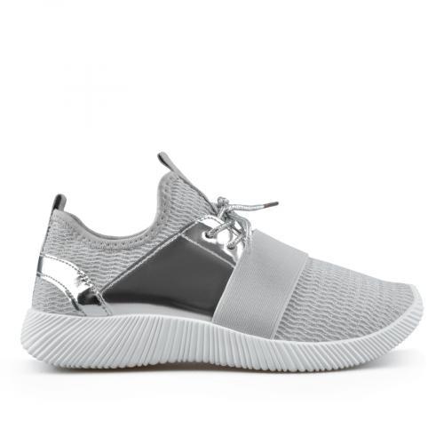 дамски ежедневни обувки сиви 0136853