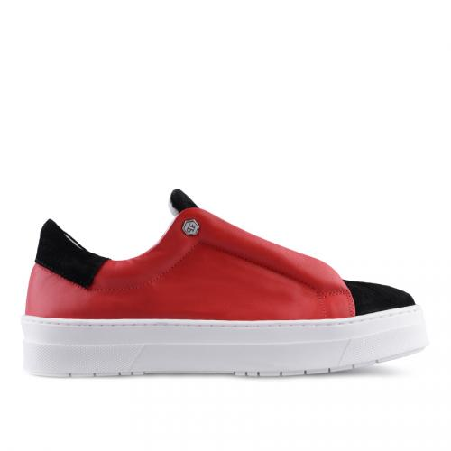 дамски обувки червени 0127270