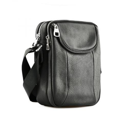 мъжка ежедневна чанта черна 0140964