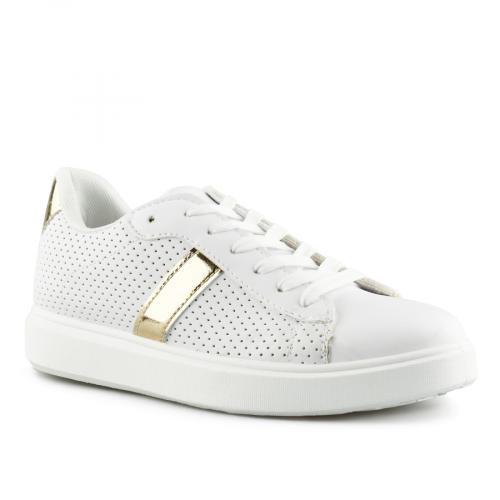 дамски ежедневни обувки бели 0140303