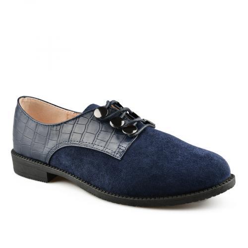 дамски ежедневни обувки сини 0140349