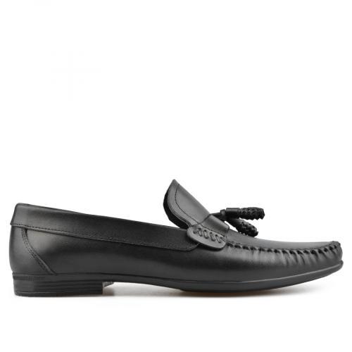 мъжки ежедневни обувки черни 0138262