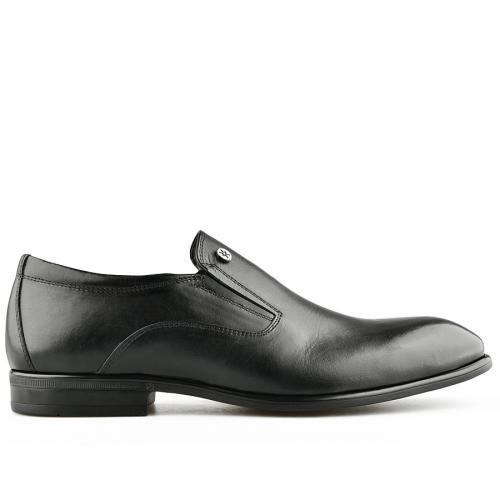 мъжки елегантни обувки черни 0141200