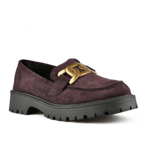 дамски ежедневни обувки лилави 0144950