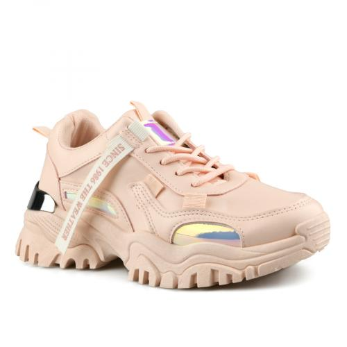 дамски ежедневни обувки розови 0141817