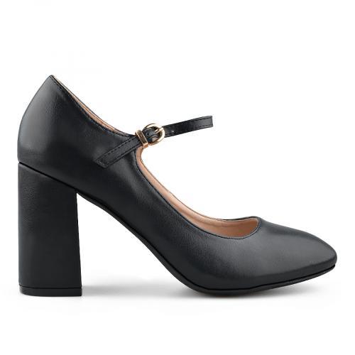 дамски елегантни обувки черни 0139162