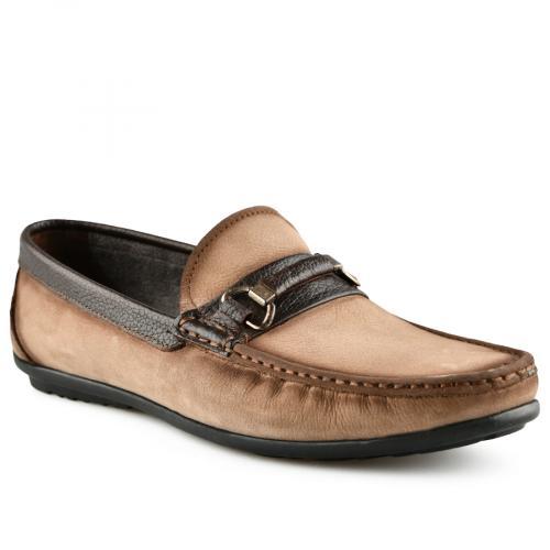 мъжки ежедневни обувки бежови 0141240