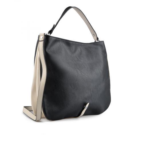 дамска ежедневна чанта черна 0137155
