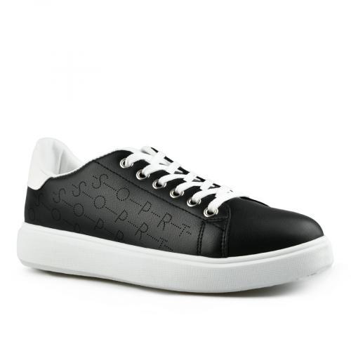 дамски ежедневни обувки черни 0142693