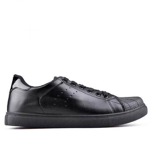 мъжки кецове черни 0129140