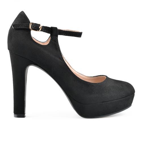 дамски елегантни обувки черни 0139164