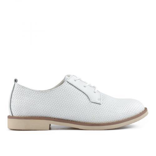 дамски ежедневни обувки бели 0137243