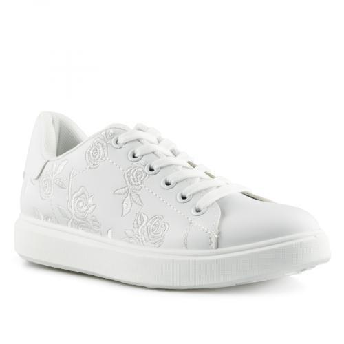 дамски ежедневни обувки бели 0140300