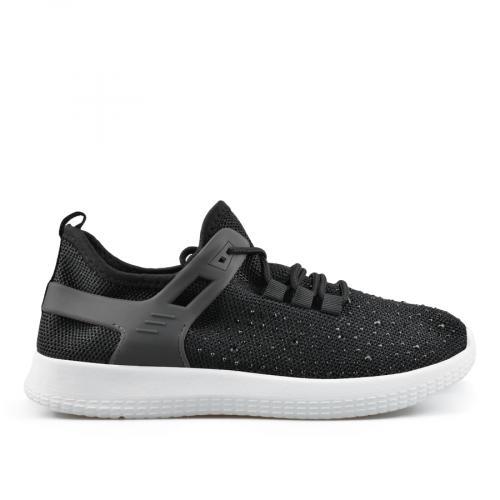 дамски ежедневни обувки черни 0136840