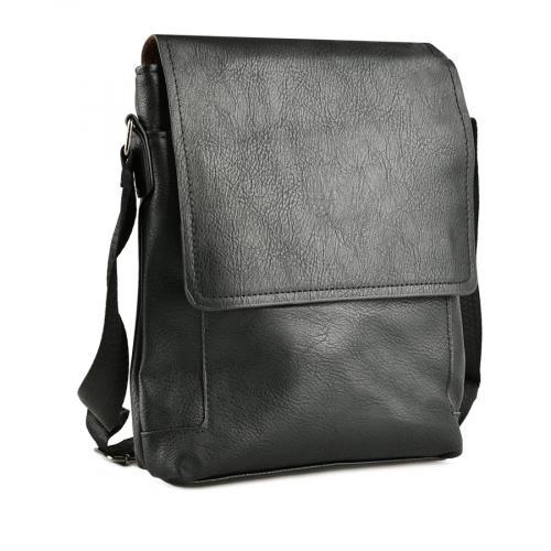 мъжка ежедневна чанта черна 0143886