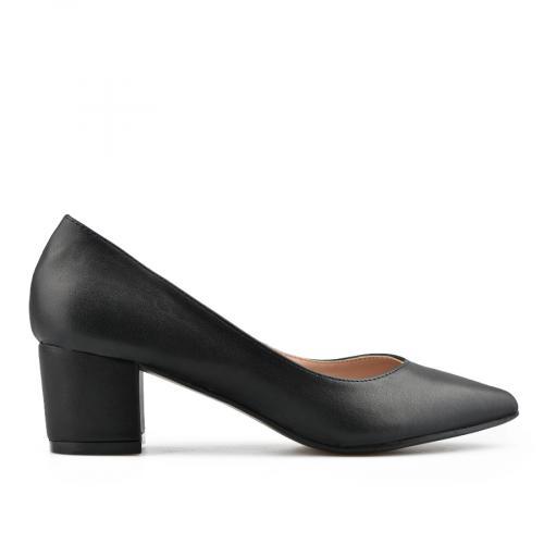 дамски елегантни обувки черни 0138134