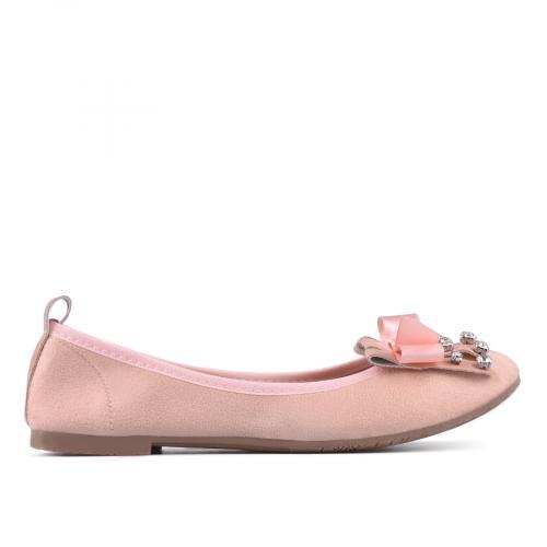 дамски ежедневни обувки розови 0133362