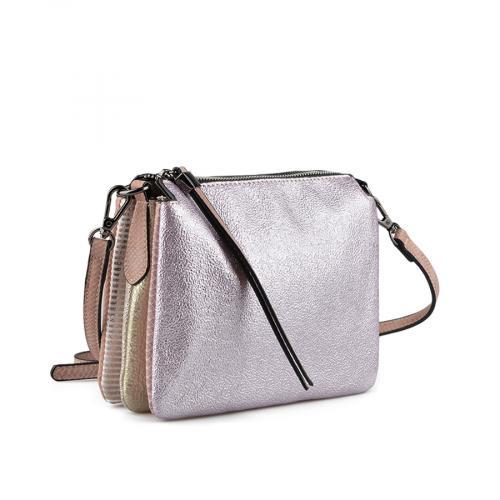 дамска ежедневна чанта розова 0137929