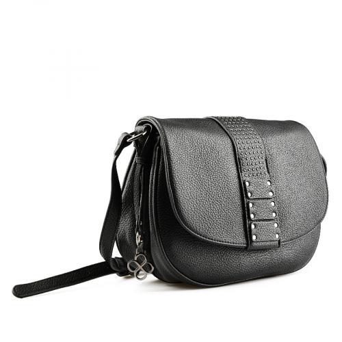 дамска ежедневна чанта черна 0142063