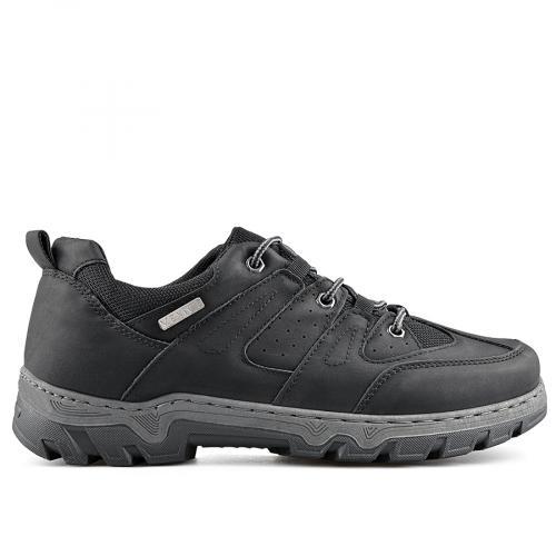 мъжки ежедневни обувки черни 0138882