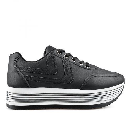 дамски ежедневни обувки черни 0136871