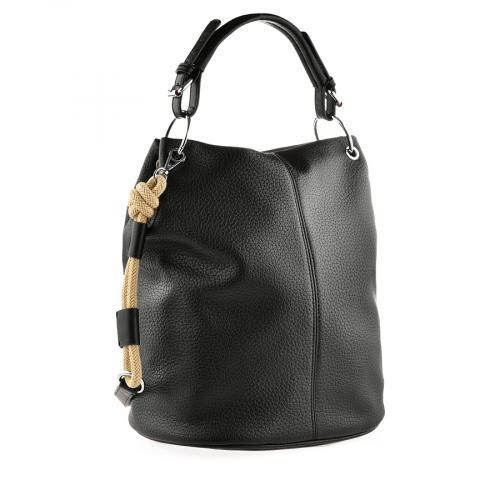 дамска ежедневна чанта черна 0140871