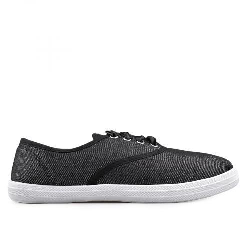дамски ежедневни обувки черни 0134193