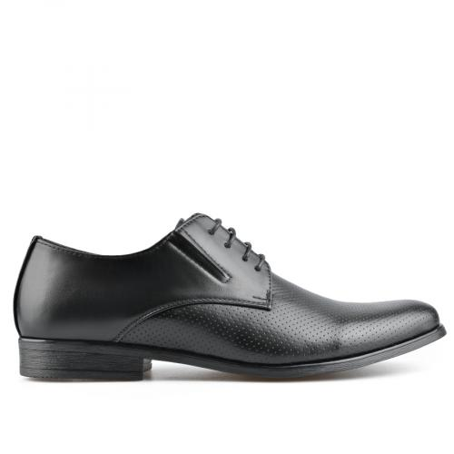 мъжки елегантни обувки черни 0136994
