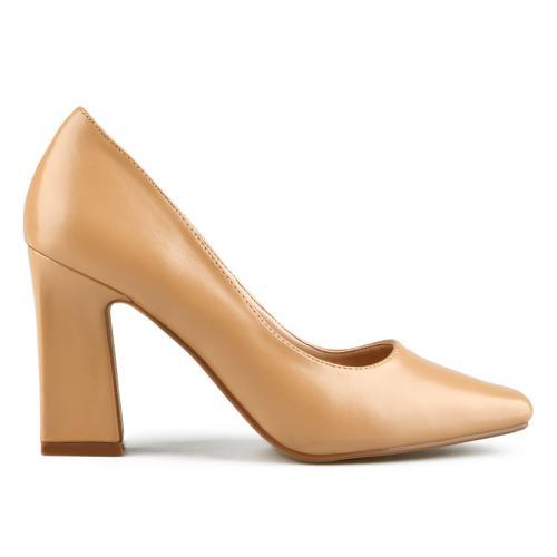 дамски елегантни обувки бежови 0143103