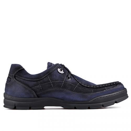 мъжки ежедневни обувки сини 0128781
