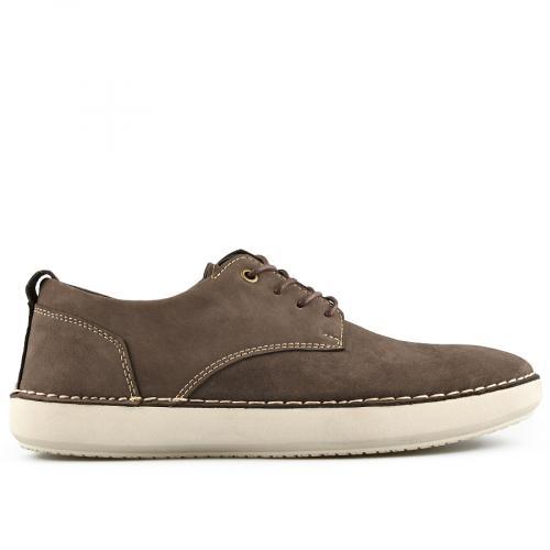 мъжки ежедневни обувки кафяви 0140750