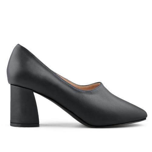 дамски елегантни обувки черни 0139001
