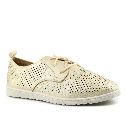 дамски ежедневни обувки златни 0140351