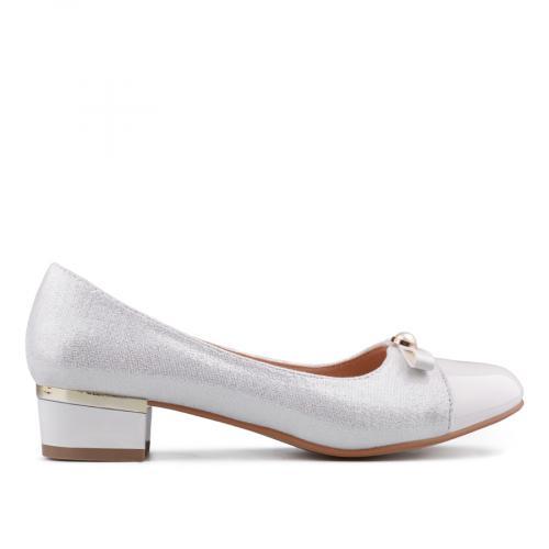 дамски ежедневни обувки бели 0134183