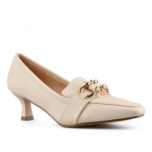 дамски елегантни обувки бежови 0143123