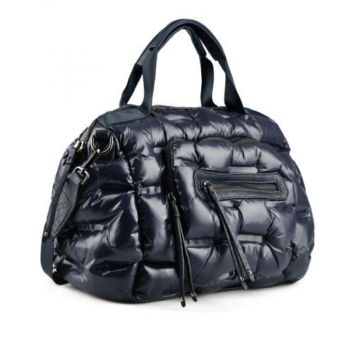 дамска ежедневна чанта синя 0145517