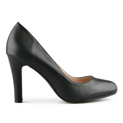дамски елегантни обувки черни 0141070